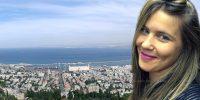 הדס פרץ, נבחרה לתפקיד דוברת עיריית חיפה