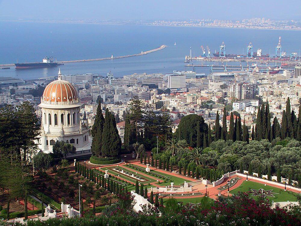 חיפה והנמל
