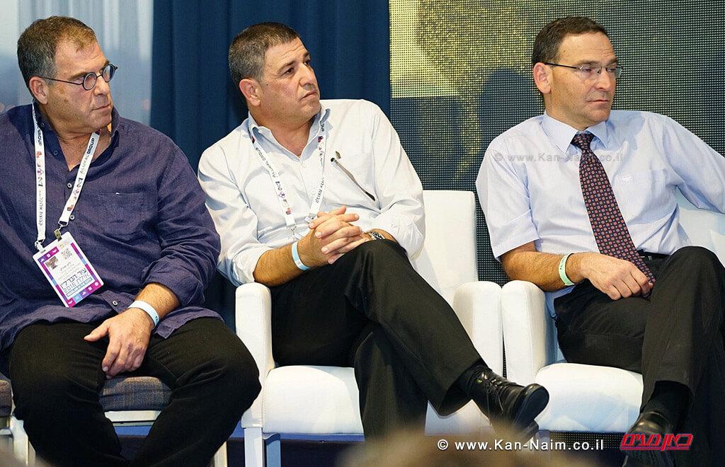 מר טל אלדורטי אליאב בן שמעון וירון שורק | צילום: ינאי אלפסי | עיבוד: שולי סונגו ©