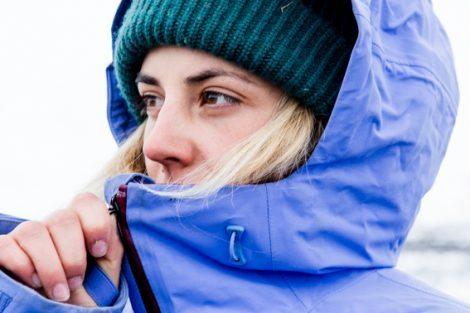 אווירה סקי THE NORTH FACE חורף 16-17 | צילום ג'ים פלטין