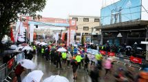 לראשונה בישראל: אולפן פתוח לשידור חי של מרתון