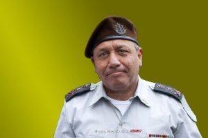 רב-אלוף איזנקוט, עבר ניתוח להסרת הערמונית | צילום: פלאש 90