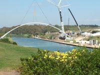 פרוייקט גשר פארק נחל חדרה המשרד להגנת הסביבה640 × 480חפש לפי תמונה פארק נחל חדרה בתנופת פיתוח: גשר חדש יחבר את גדות הנחל