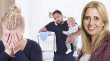איך תזהו תסמינים של דיכאון אחרי לידה, עצות וגם טיפים   דוקטור סוזי קגן, מטפלת זוגית ומשפחתית בכירה