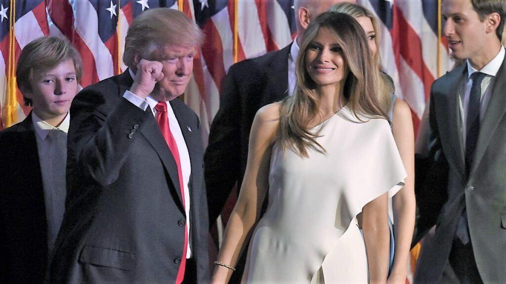 מלניה טרמפ איך היא הצליחה להיות הסינדרלה של אמריקה | מלניה ובעלה דונלד טרמפ נשיא ארצות הברית
