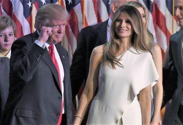 מלניה טראמפ איך הצליחה הסינדרלה לכבוש את אמריקה