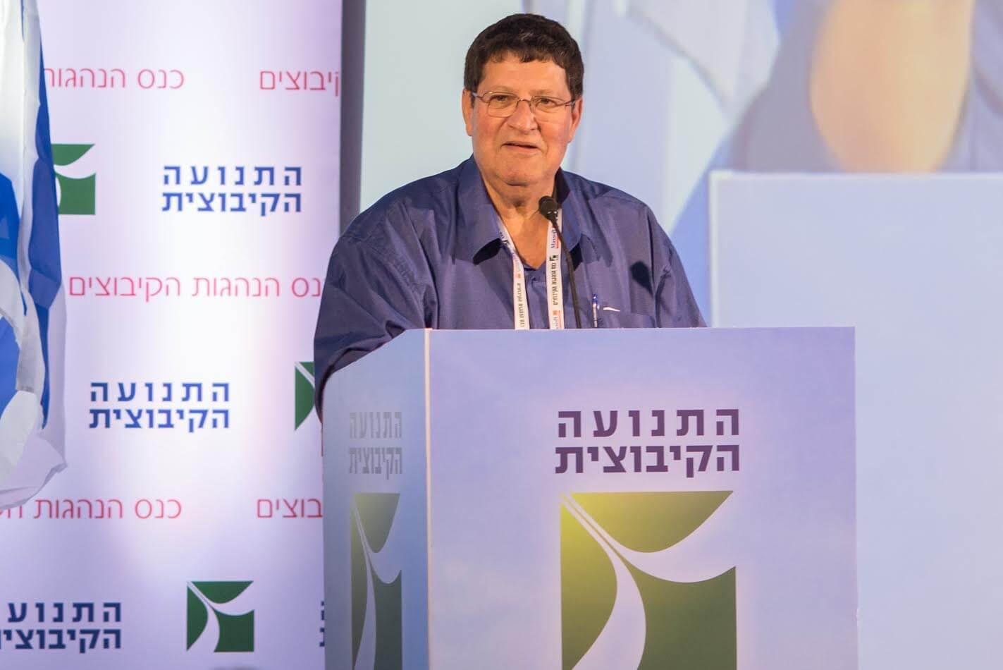 ניר מאיר, המזכיר הכללי של התנועה הקיבוצית, מברך על סגירת התיק נגד החקלאי שירה בפורץ