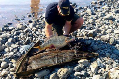 נפתחה תחרות דייג ספורטיבי בינלאומית בכינרת עם 24 קבוצות