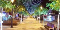 מדרחוב אשקלון | עיבוד צילום: שולי סונגו ©