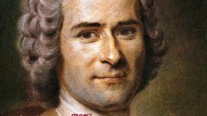 הפילוסוף - הוגה-הדעות הצרפתי; ז'אן ז'אק רוסו ז'אן ז'אק רוסו