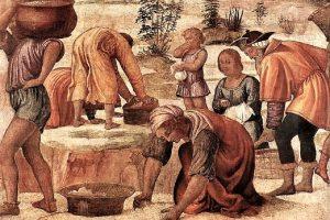 בני ישראל אוספים את המן |פרשת בשלח