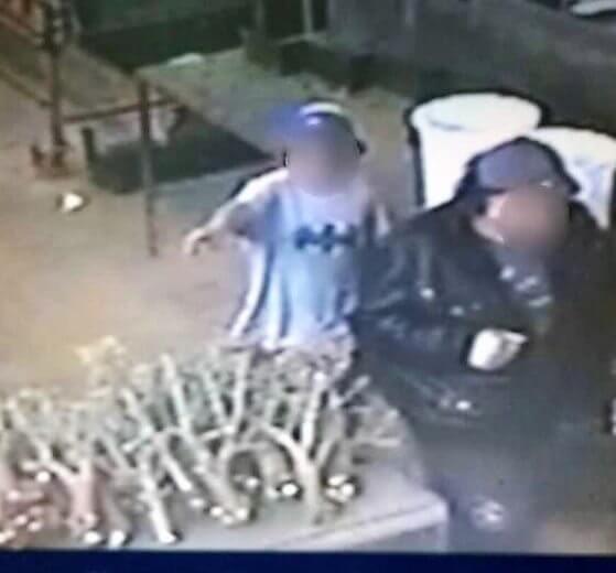 משמר הגבול עצר תושב נתניה שהתלווה ונעזר בבנו בן ה-9 לביצוע גניבות |צילום: דוברות המשטרה