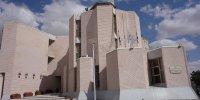בניין הקונסרבטוריון העירוני בתכנון האדריכל יעקב רכטר
