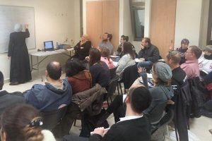 דיאלוג מציל חיים: קורס ערבית למתנדבי מגן דוד אדום בירושלים | צילום: דוברות מדא