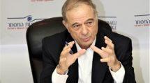 נשיא איגוד לשכות המסחר, עורך דין אוריאל לין