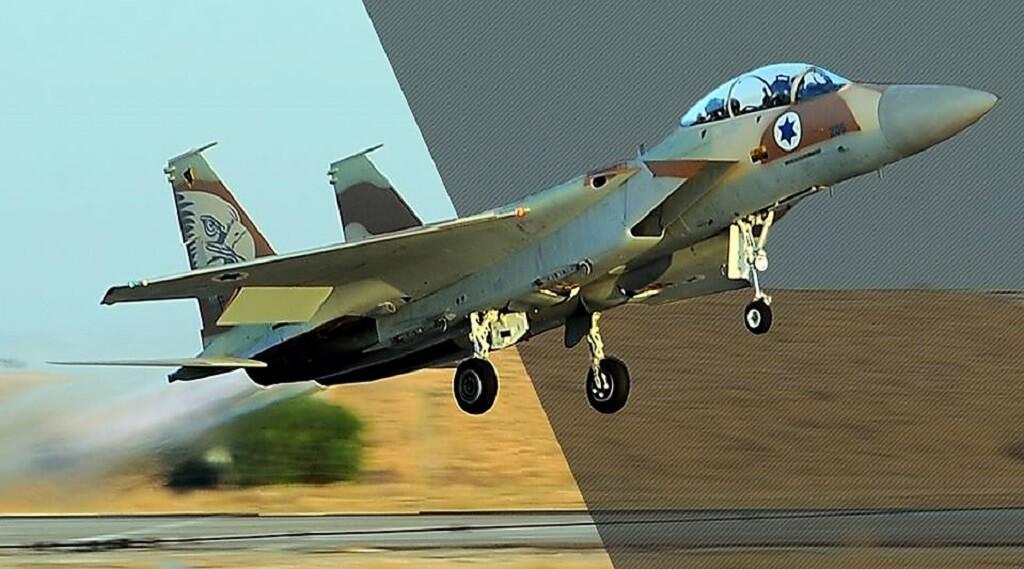"""צה""""ל תקף בכלי טיס ובטנק מטרות ארגון הטרור חמאס בעזה"""