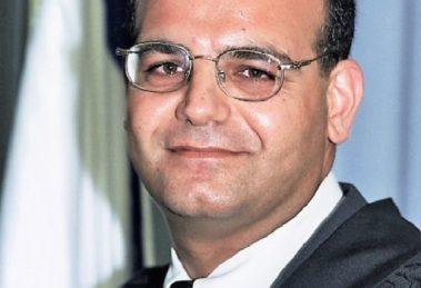 השופט רמזי חדיד סגן נשיא בית משפט השלום חיפה