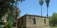המסגד של אל-ח'אלצה, כיום המוזיאון לתולדות קריית שמונה