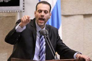חבר כנסת מיקי זוהר: קצת יותר יראת כבוד בפני ארגוני המגזר השלישי | צילום אתר הכנסת