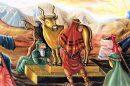 חטא העגל | ציורשלאהובה קליין |כל הזכויות שמורות על היצירה (c).