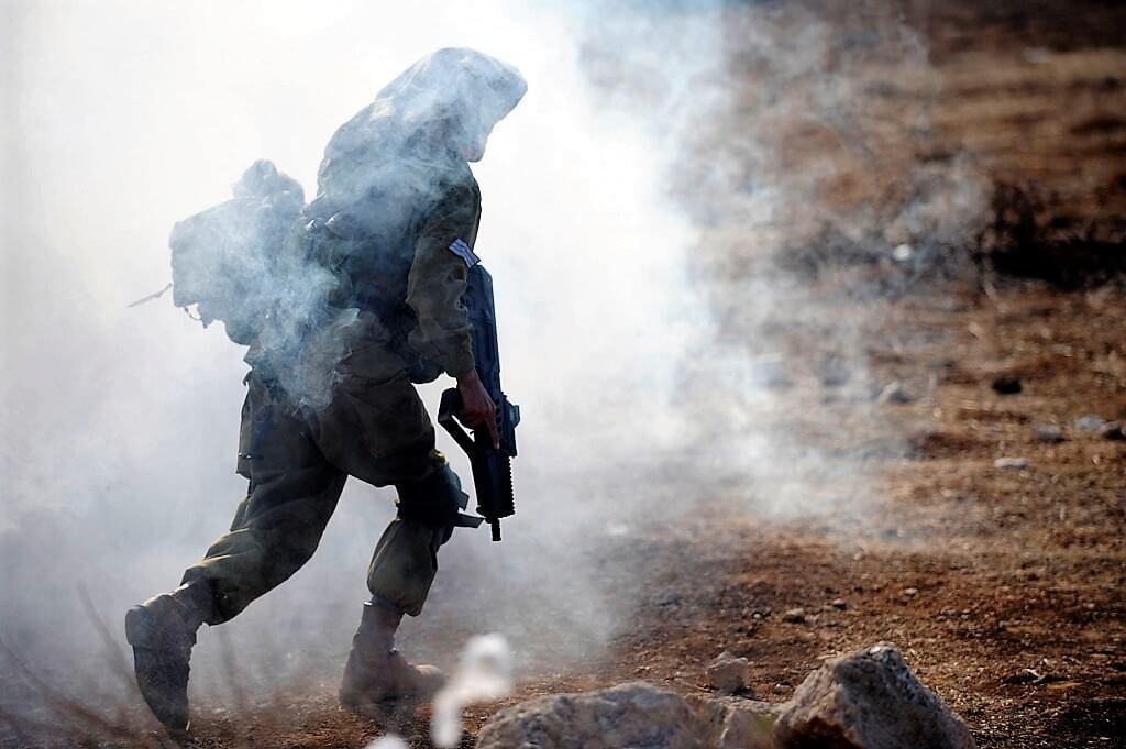 היום תורגש פעילות של כוחות הביטחון בדרום הארץ | חיילים באימונים | צילום: דובר צהל