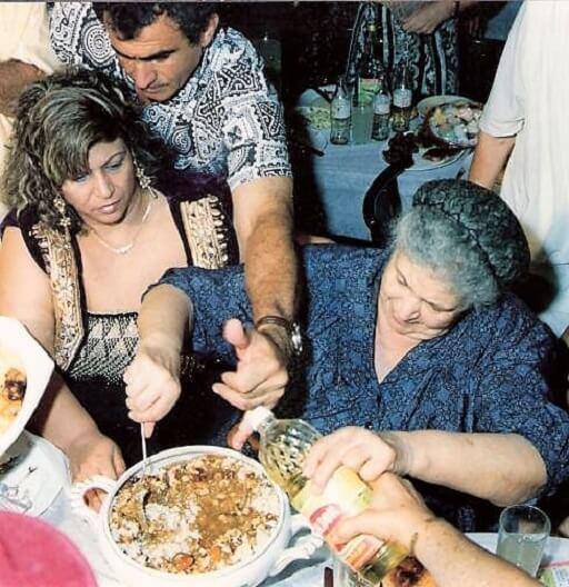 טקס ה'בסיסה | בשישא' של יהודי לוב | צילום: דף הפייסבוק של לבלוב