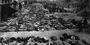 גופות אסירים 12 באפריל 1945