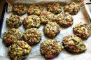 המבורגר טבעוני מירקות שורש ממטבחה של ג'ילברט (ג'יל) סונגו
