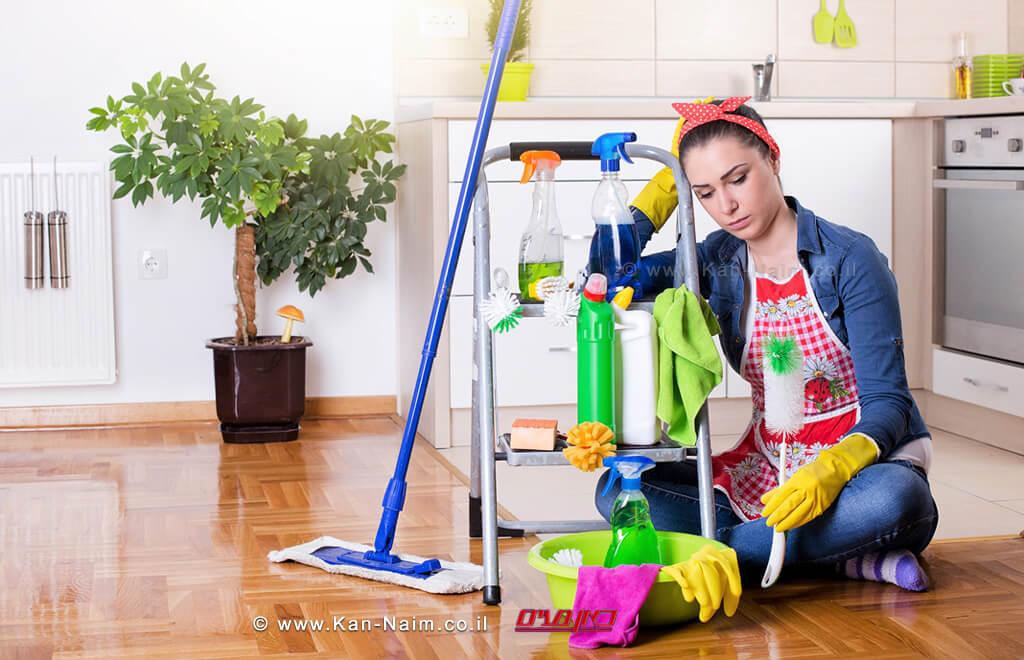 לפני חג פסח, זהירות: לקנות, לנקות, לסדר לבשל, בלי תאונות | עיבוד צילום: שולי סונגו ©