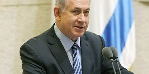 בנימין נתניהו ראש ממשלת ישראל