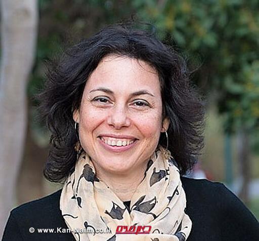 דר' מירב פז, כימאית במחלקת מרכז המידע במוסד לבטיחות ולגיהות