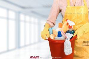 כיצד תנקו את ביתכם בבטיחות מרבית לקראת חג הפסח