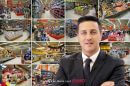 מר אורן רווח, יושב ראש חטיבת הרשתות הקמעונאיות באיגוד לשכות המסחר |ישראל משגשגת: גידול כ-20 אחוזים, צפוי בחג פסח במכירות רשתות השיווק | עיבוד: שולי סונגו©