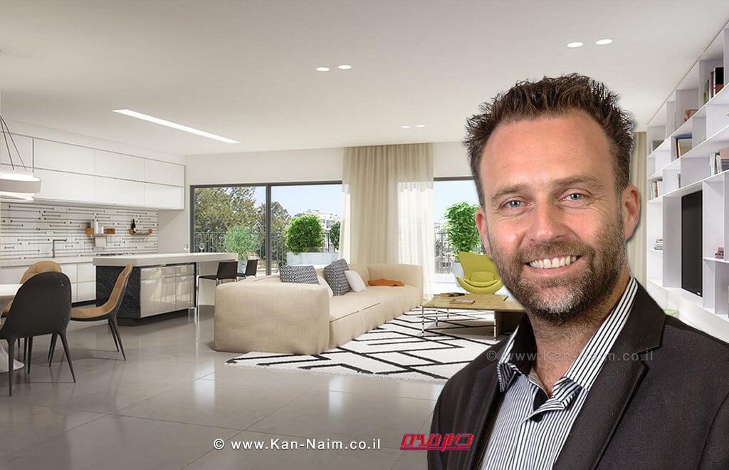 ניר שמול - מנכל חברת שניר, המשווקת פרויקטים בתחום המגורים ובתחום המסחרי | מה לעשות כדי למצוא הדירה המתאימה ביותר