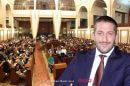 שלמה פיבקו נשיא 'בית הכנסת הגדול' תל אביב התפילה החגיגית בערב העצמאות מתחדשת