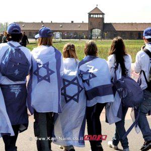 גידול של 5,800 של תלמידי מערכת החינוך בישראל שיצאו לטיולי המחנות לפולין ב-6 השנים האחרונות | צילום: משה מילנר - לשכתהעיתונותהממשלתית