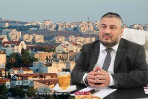 ראש עיריית בית שמש מר משה אבוטבול בעיר בית שמש ייבנו למעלה מ-17,000 יחידות דיור חדשות