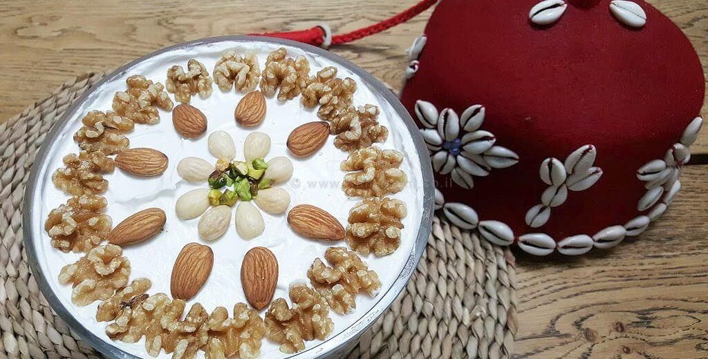 ז'אבן, מתכון לחג המימונה | של עידו אברהם | צילום: יוטיוב