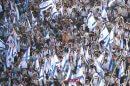 פרשת בְּמִדְבַּר   שְׂאוּ צִיּוֹנָה נֵס וָדֶגֶל  צעדת ריקוד דגלים ביום ירושלים   צילום: ארכיון ויקיפדיה
