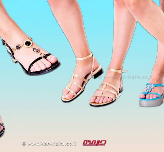 """אחרי כפכפי הפרווה עכשיו תורם של סנדלי הבלינג בלינג של רשת """"סכו-עור   Sako or"""" מייבאת ומשווקת נעליים ואביזרי אופנה   עיבוד צילום: שולי סונגו©"""