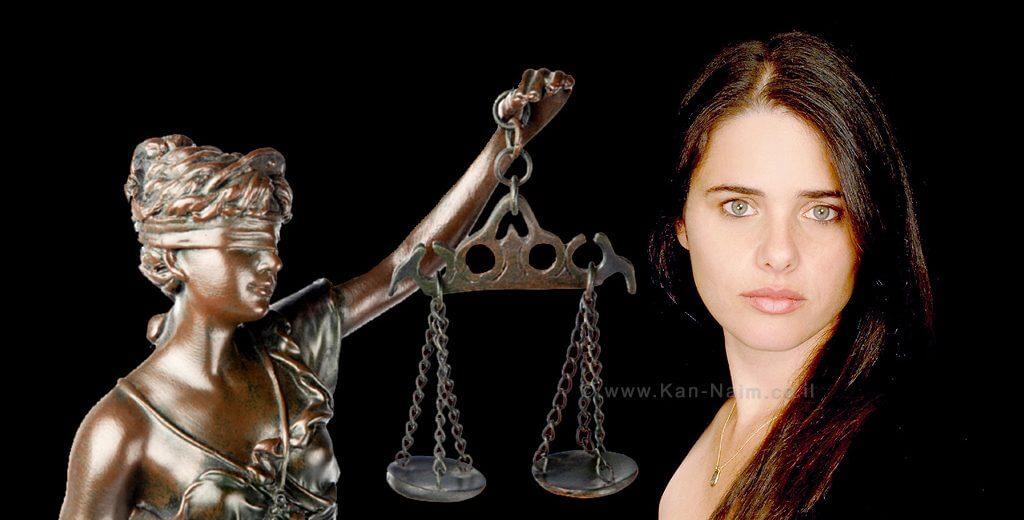 שרת המשפטים איילת שקד, ממשיכה ברפורמה: עמדות סיוע משפטי בפתח תקוה ובטבריה | עיבוד צילום: שולי סונגו©