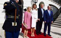 ביקור ראש הממשלה מר נתניהו בבית הלבן אצל נשיא טראמפ בפברואר 17