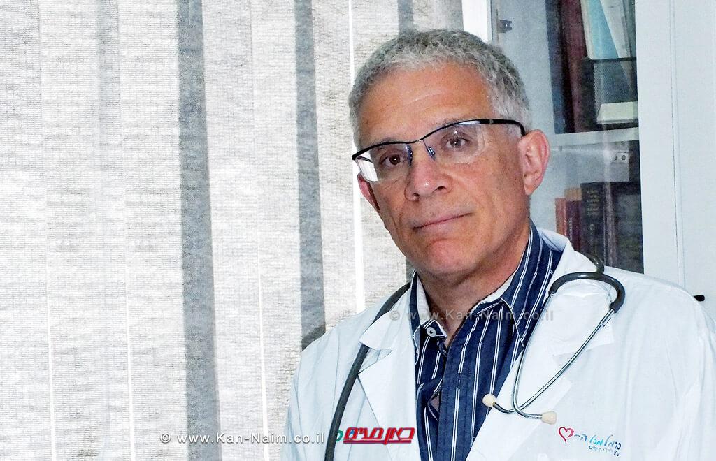 פרופ' עופר לביא, מנהל מחלקת נשים ויולדות ב'מרכז הרפואי כרמל' | צילום: אלי דדון