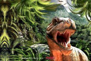 על גסיסתו של הדינוזאור התקשורתי | צילום: סוף עידן הדינוזאורים, יוצר: AzDude, מתוך Pixabay