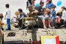"""צהל מחבק באהבה את אזרחי ישראל ופותח את בסיסיו בחג עצמאות   צילום: דו""""ץ"""