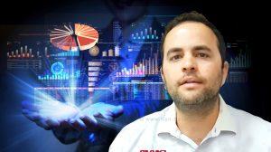 ארנון ברק, חטיבת המחקר של בנק ישראל: אין עדות לכך ששינוי במצב הביטחוני משפיע על הצריכה |עיבוד צילום: שולי סונגו ©