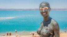 קייטנת ריפוי לילדים ובני נוער חולי פסוריאזיס בים המלח | עיבוד צילום: שולי סונגו ©