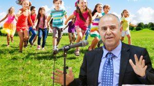 מנכל משרד החינוך מר שמואל אבואב:נפתחה ההרשמה ל'בתי הספר של החופש הגדול' | עיבוד צילום: שולי סונגו ©