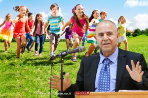 מנכל משרד החינוך מר שמואל אבואב | עיבוד צילום: שולי סונגו ©