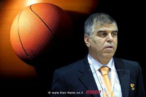 שופט הכדורסל לשעבר סמי בכר, הורשע בהעלמות מס | צילום: עודד קרני, אתר מנהלת הליגה | עיבוד צילום: שולי סונגו ©